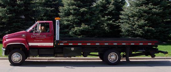 Hanson auto for Hanson motors service department